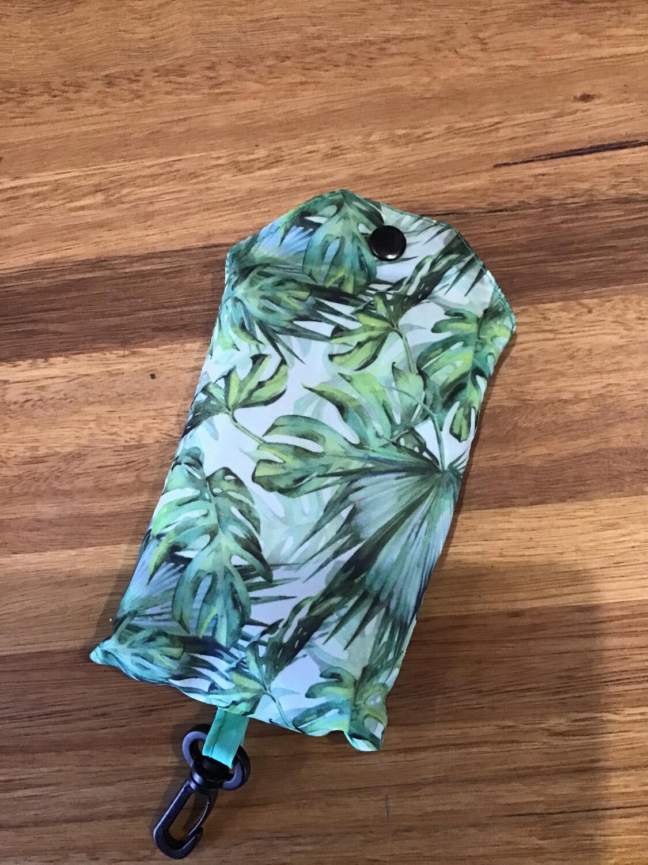 Green Leaf Reusable Bag