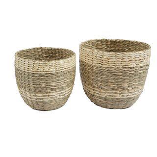 Mali Seagrass Baskets Large ST2412