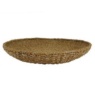 Round Seagrass Basket Fruit Bowl HH4322