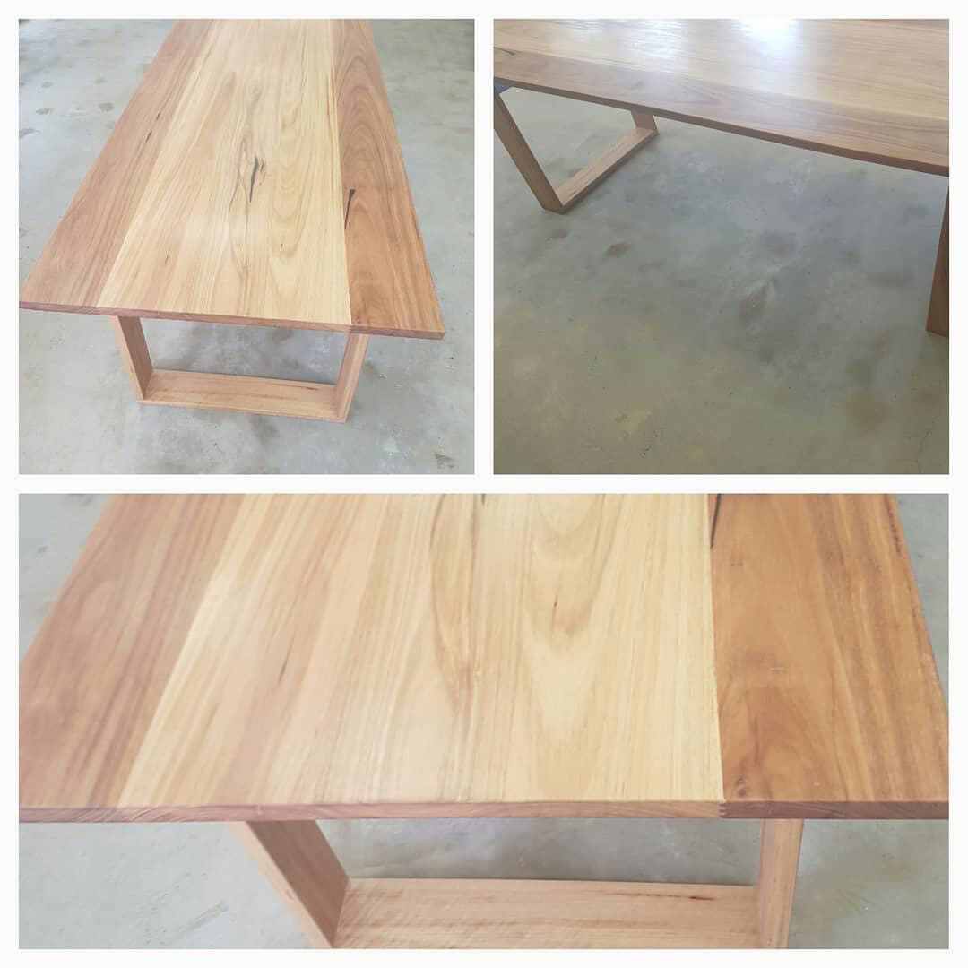 Blackbutt Dining Table 240x90cm