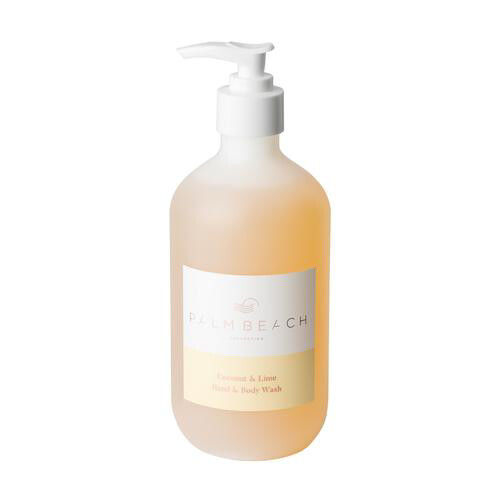 Palm Beach Hand And Body Wash - Coconut And Lime