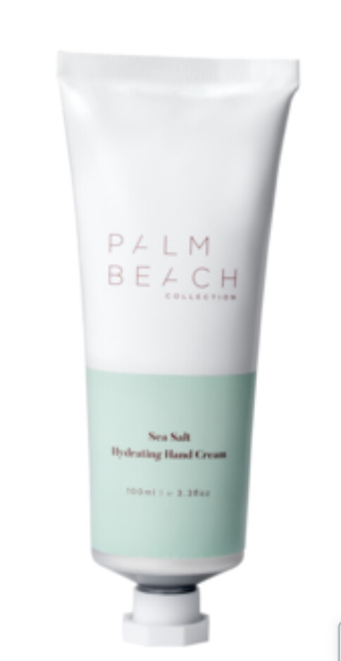 Palm Beach Hand Cream - Sea Salt