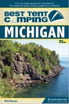Best Tent Camping Michigan, second edition