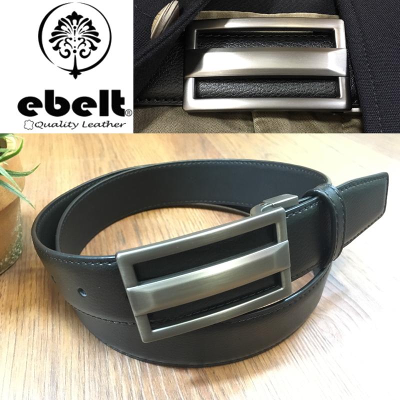ebelt 光面牛皮皮帶 / 正裝皮帶 Cow Split Leather Dress Belt 3.3 cm - ETV102