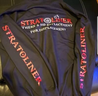 Roadliner or Stratoliner long sleeve shirt W/ logo on sleeves