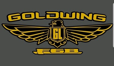 Goldwing F6B edition short sleeve