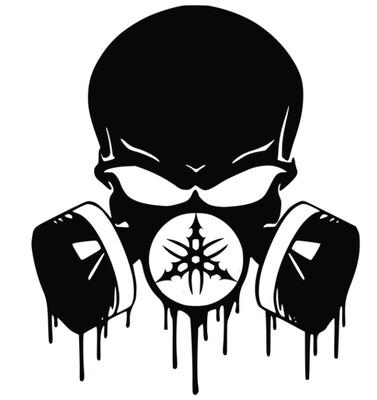 Yamaha gas mask