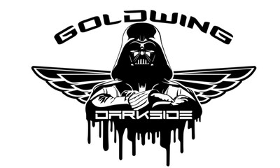 Goldwing darkside edition