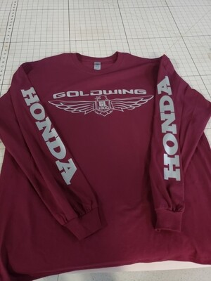 Goldwing long sleeve reflective