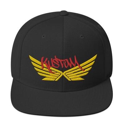 Kustom wings Snapback