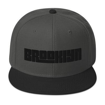 Brooklyn Snapback Hat