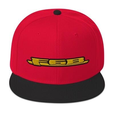 F6B Snapback Hat