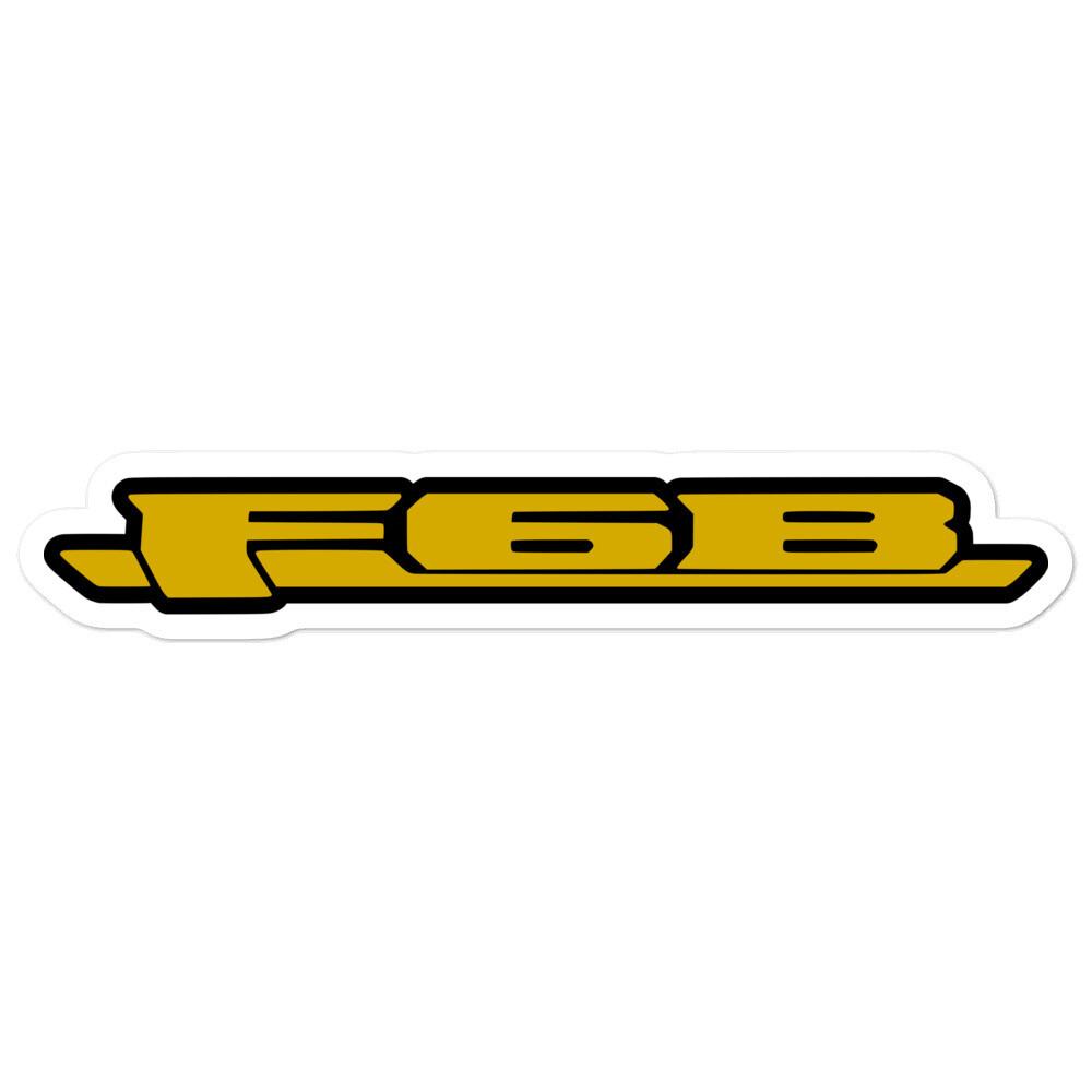 F6B stickers