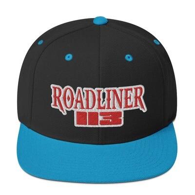 Roadliner Snapback Hat