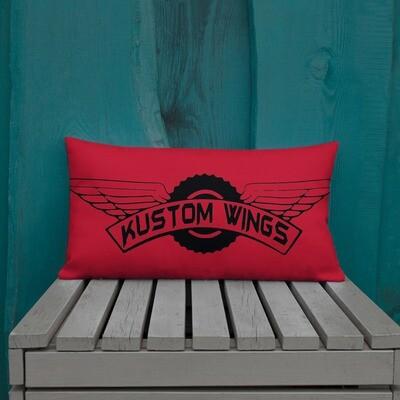 Kustom wings Premium Pillow