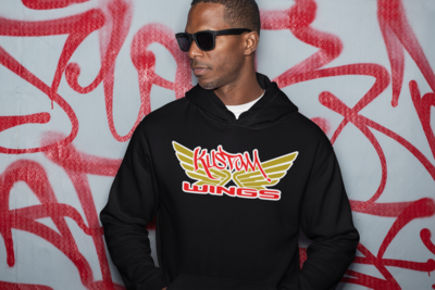 KUSTOM WINGS NEW DESIGN Hoodie