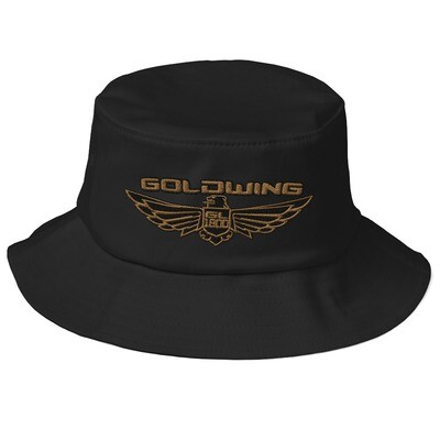 Goldwing GL1800 Old School Bucket Hat
