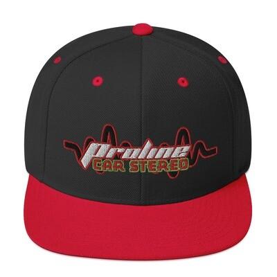 proline car streo Snapback Hat