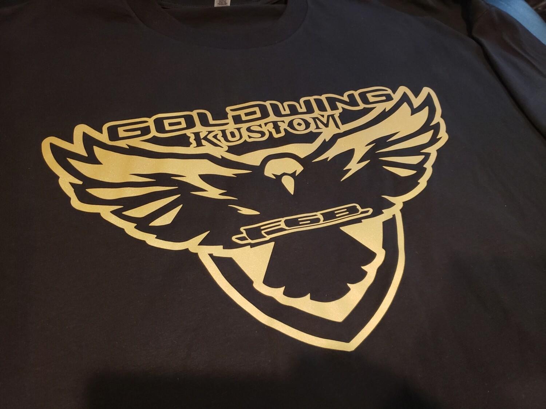 Kustom wings F6B eagle short sleeve and long sleeve