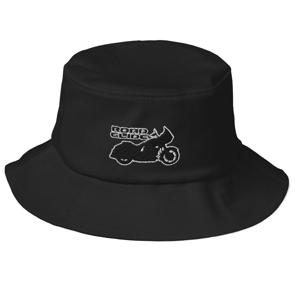 Road Glide Old School Bucket Hat