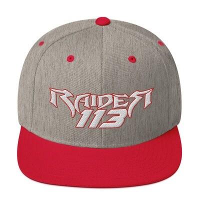 Raider 113 Snapback Hat