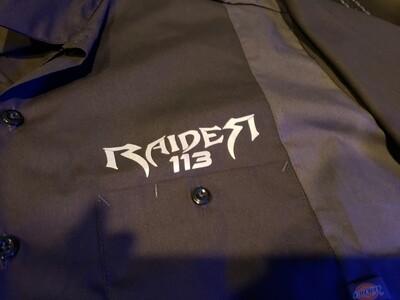 Raider 113 Dickies mechanic shirt