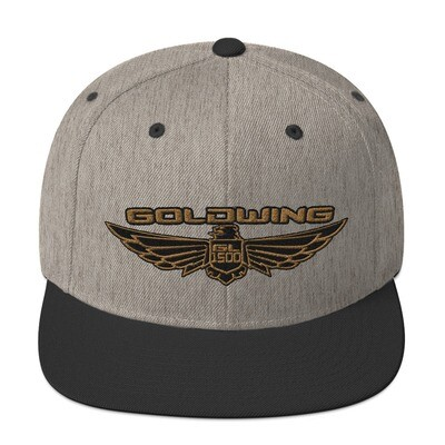 Goldwing GL1500 Snapback Hat