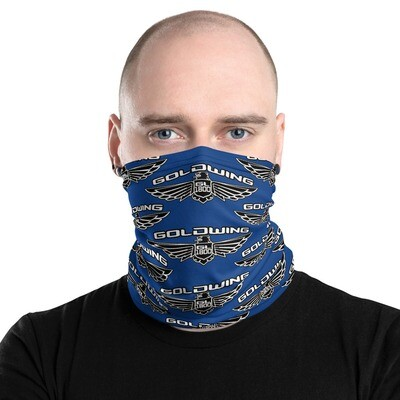 Goldwing blue Neck Gaiter