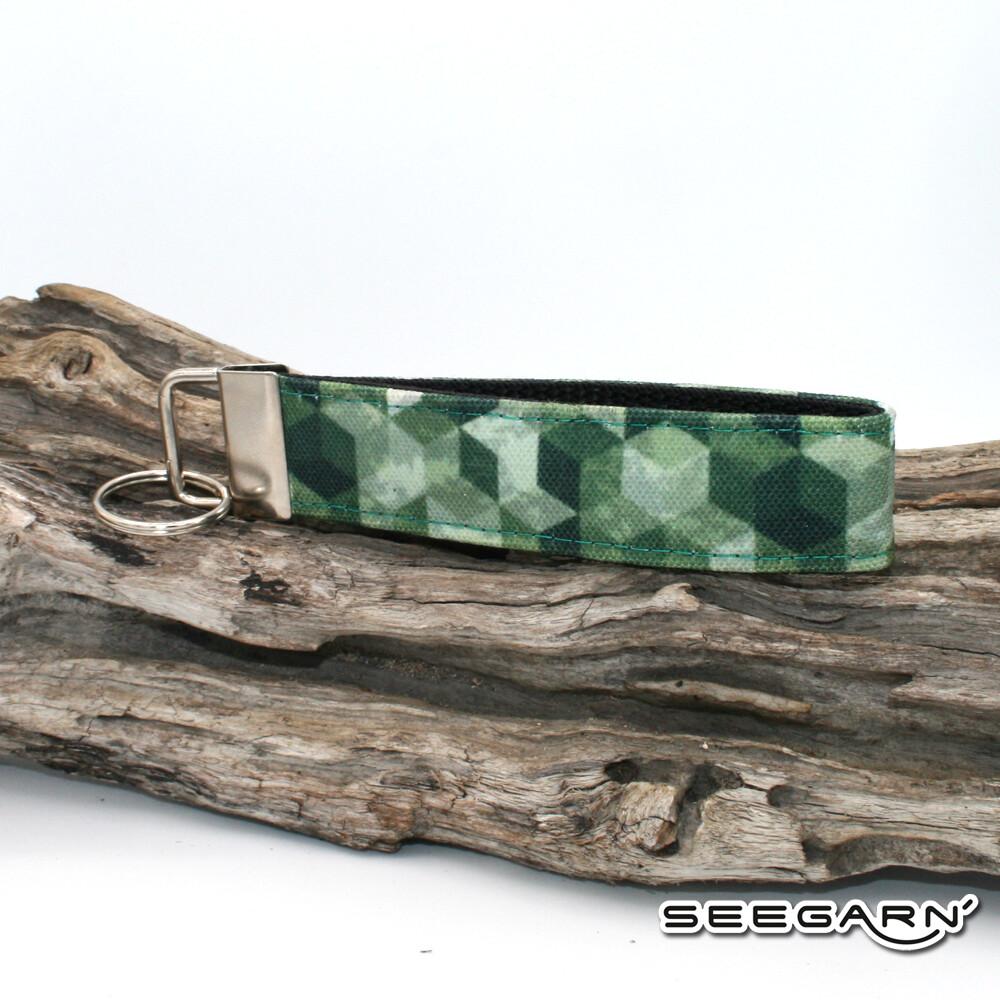 Seegarn Schlüsselanhänger (Design M24)