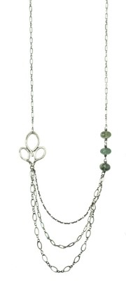 Cluster Necklace LONG