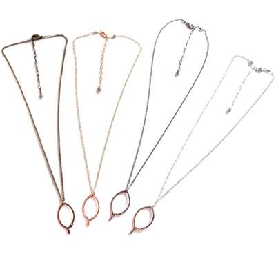 Basic Necklace - Bronze