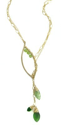 Bay Lariat Small - 14k YGF