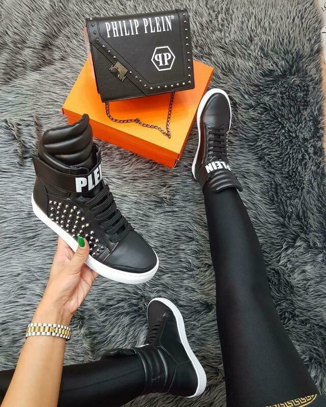 Philip Sneakers Black Set