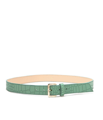 Bell & Fox ERIN Belt - Croc Mint