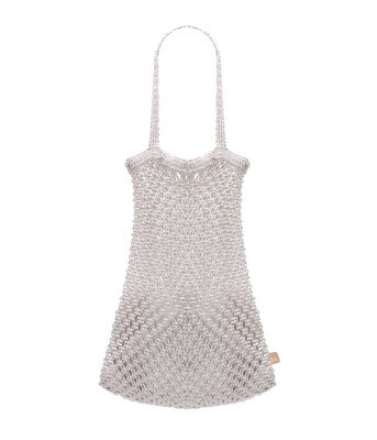 AIME Macrame Bag - Dove