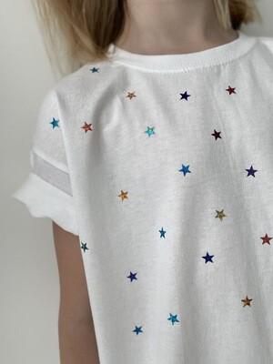 Rainbow Star T Shirt