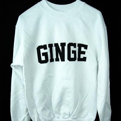 'GINGE' Sweatshirt