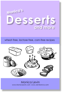 Monica's Desserts and More