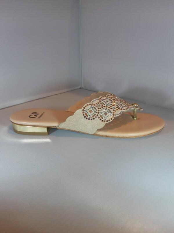GP | Platte slipper roze