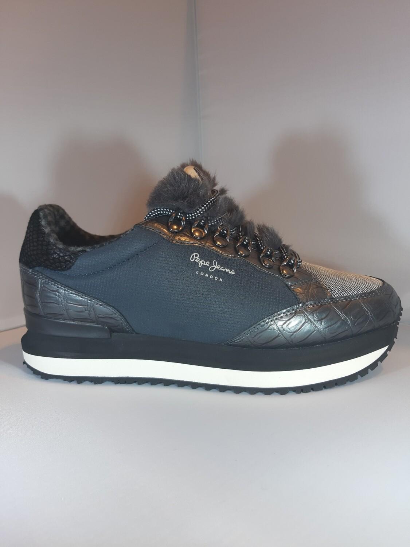 Pepe Jeans | Sneaker grijs