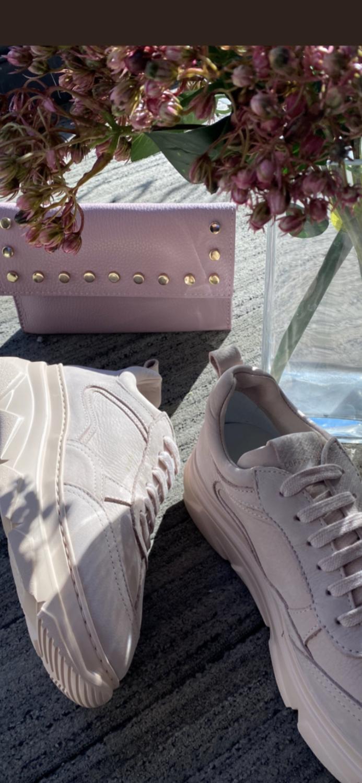 Copenhagen / sneaker roze