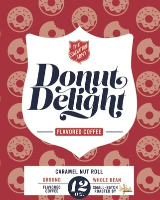 Donut Delight Flavored Coffee