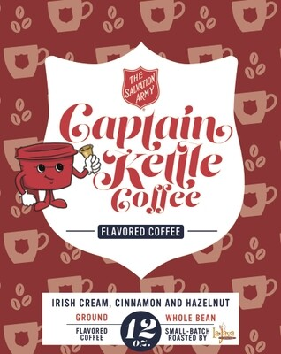 Captain Kettle Flavored Coffee