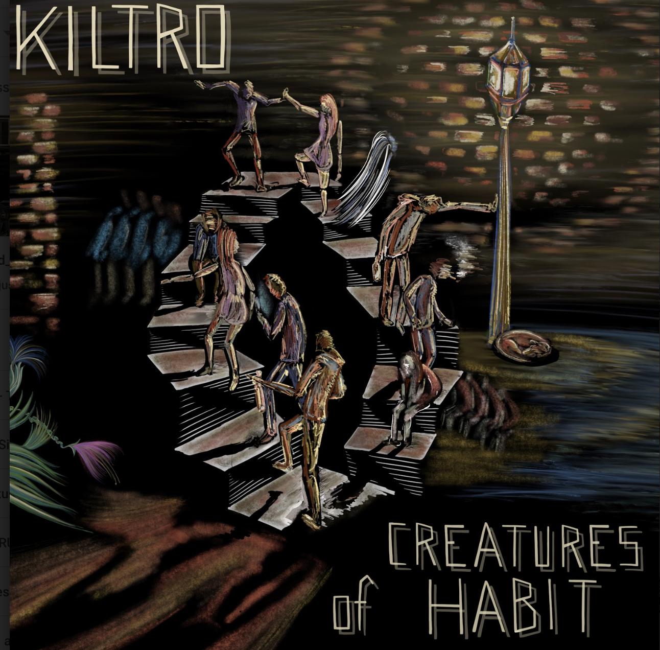 Creatures of Habit - Full Length CD