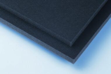 soni Composite - schwarz - 32 mm - selbstklebend