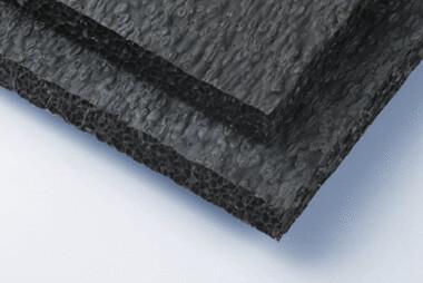 soni Resist - schwarz - 25 mm - nicht selbstklebend, nicht UV-beständig