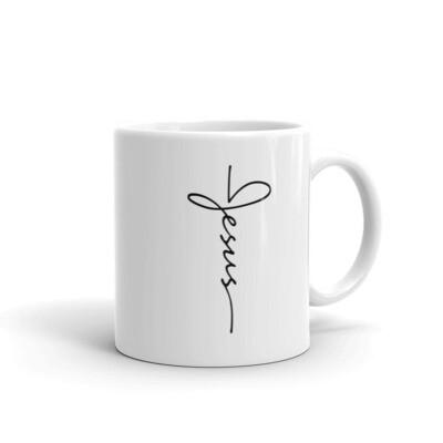Jesus logo Mug