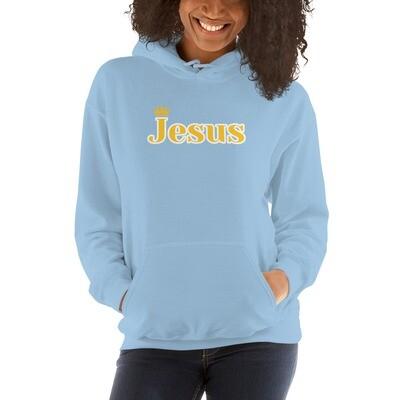 Unisex Jesus Hoodie