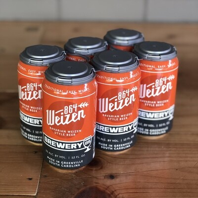 Brewery 85 (864) Weizen (6pk)