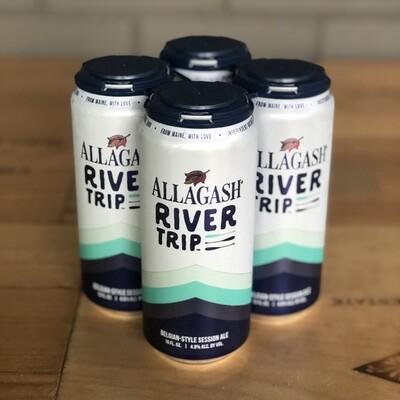 Allagash River Trip (4pk)